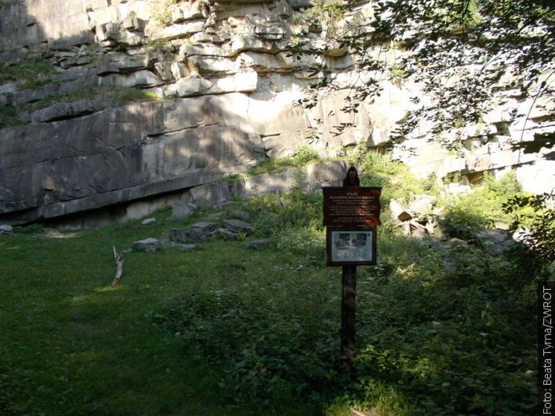 Procházky se Zwrotem: Starý kamenolom