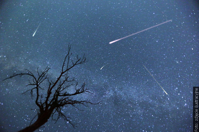 Zwrot astronomicky: Jeden meteorit na minutu