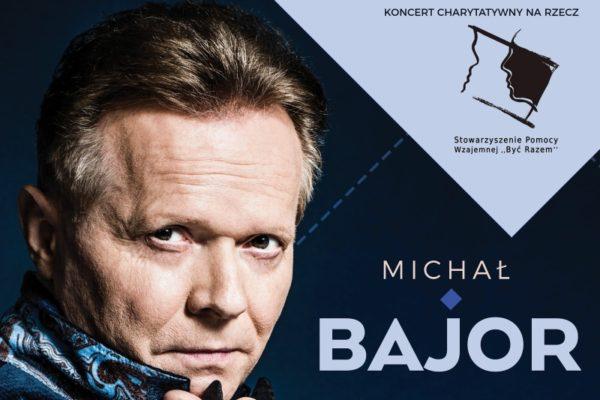 Dobročinný koncert v podání Michała Bajora