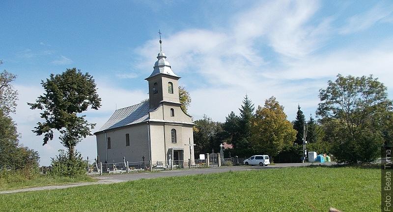 Procházky se Zwrotem: Kostel sv. Michala Archanděla ve Stříteži