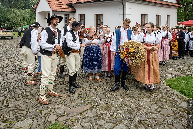 Dožínky 2018: Oldřichovice