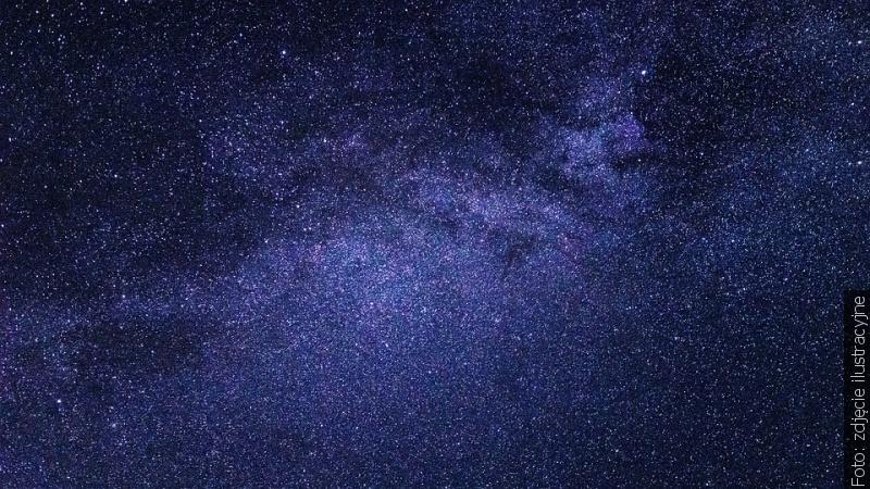 Zwrot astronomicky: Mléčná dráha