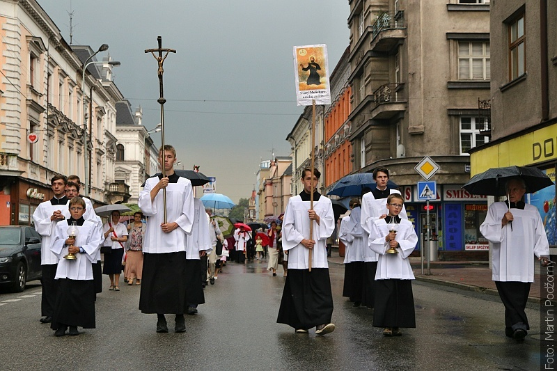 Melichar Grodecký opět spojil oba Těšíny