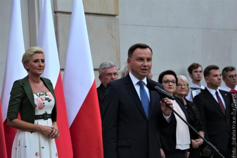 Poláci z našeho regionu v parlamentu a prezidentském paláci