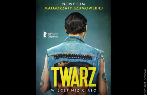 """""""Twarz"""" v kině Kosmos"""
