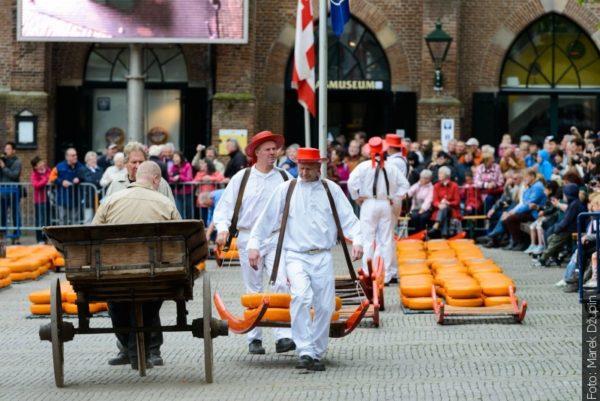 Holandsko v dřevěnce