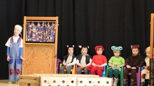 Workshopy se specialistkou na dětské divadlo