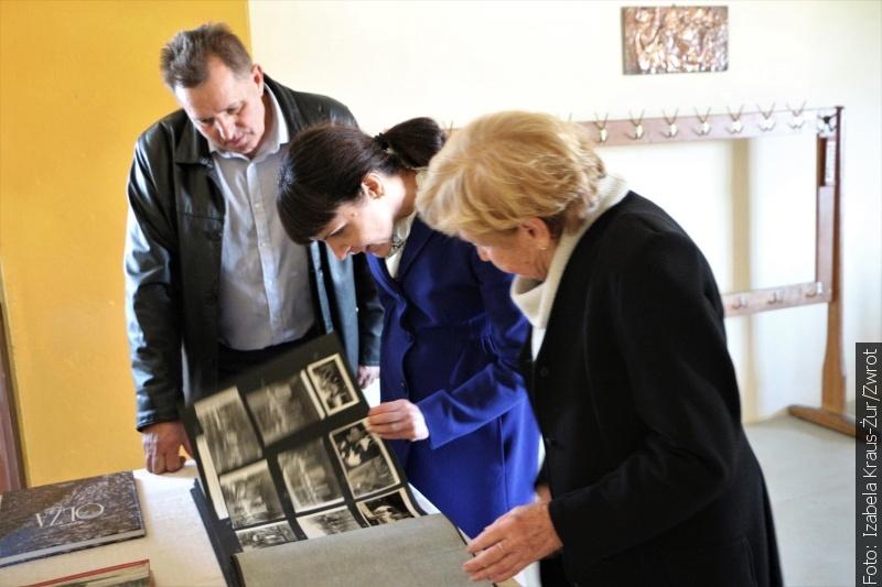 Velvyslankyně Polska navštívila PZKO v Karpentné