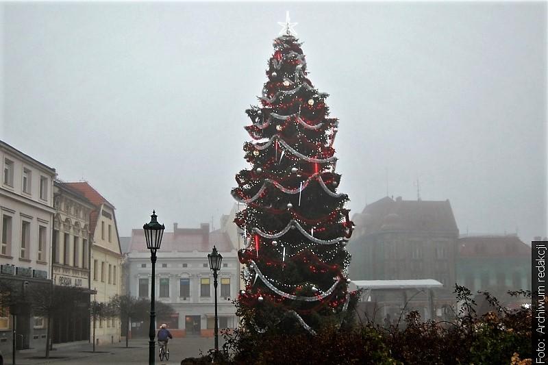 Rozsvítí vánoční stromky