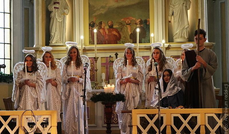 Vánoční koncert žáků gymnázia