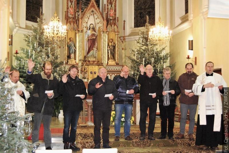 Také v našem regionu se křesťané modlili za jednotu