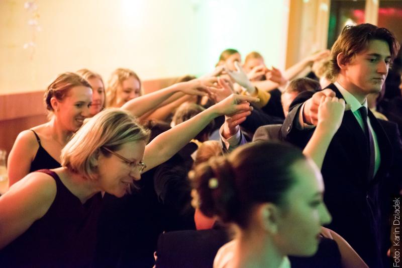 Ples v Bystřici