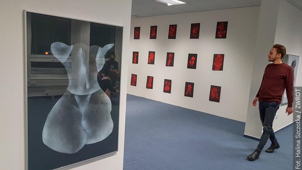 Vtřinecké galerií má výstavu Szaweł Płóciennik