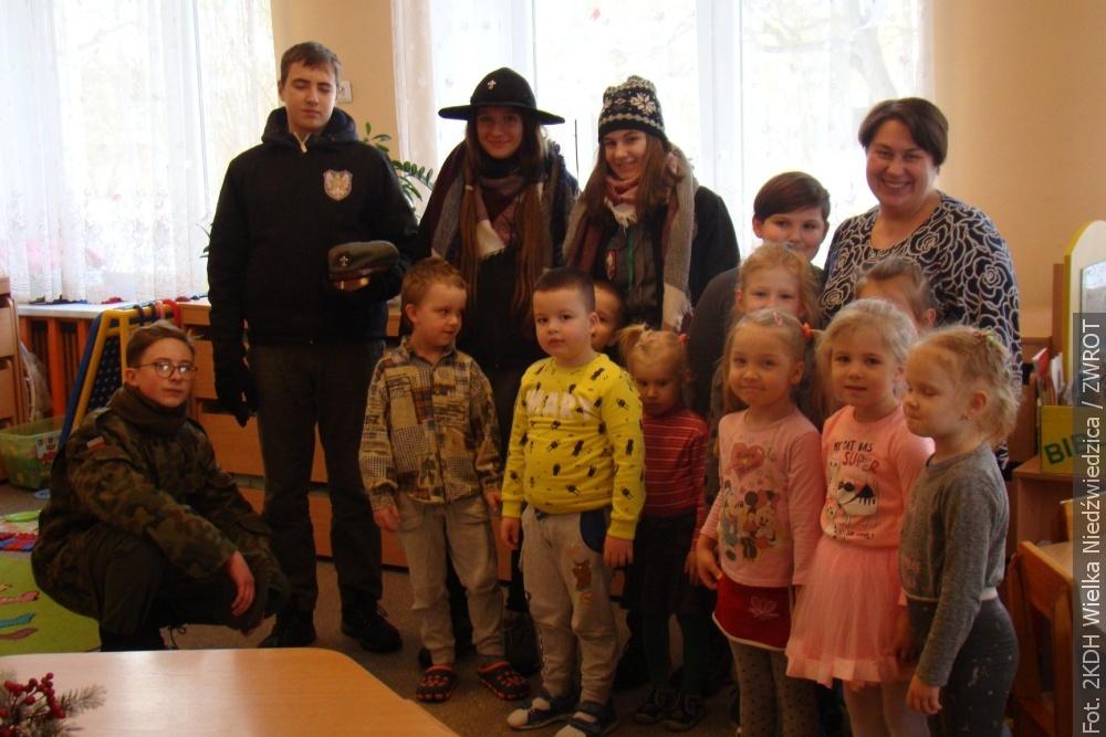 Z redakční pošty: Wielka Niedźwiedzica vezla do Litvy charitativní pomoc