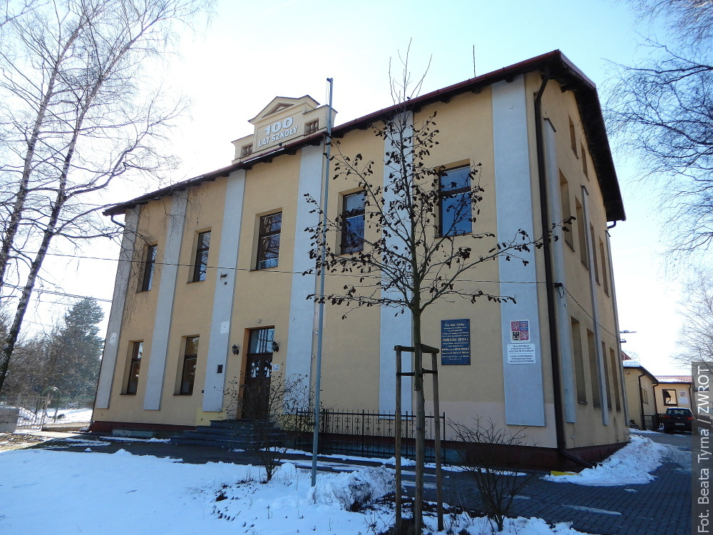 Procházky se Zwrotem: Polská škola ve Stonavě