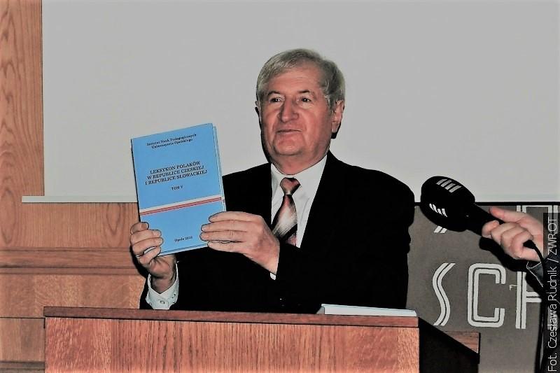 Lexikon o Polácích v Česku a na Slovensku se rozrostl o pátý svazek