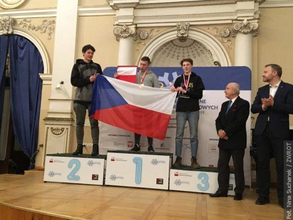 KRYNICA. Další medaile a zvláštní cena pro Agatu Staszowskou