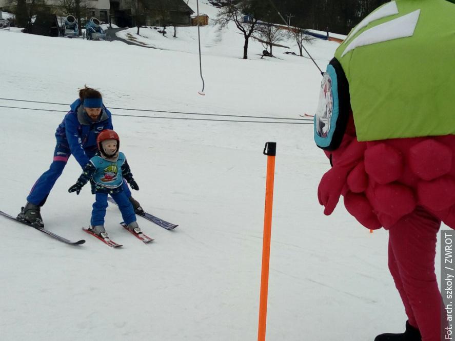 Odvážní lyžaři z Těrlicka ladili formu v Bukovci