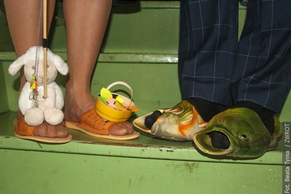 Na Papučovém plese v Jablunkově opět vybrali nejzajímavější papuče