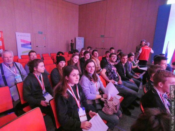 Mistrovství polské mládeže v zimních sportech v Krynici je zahájeno (foto)