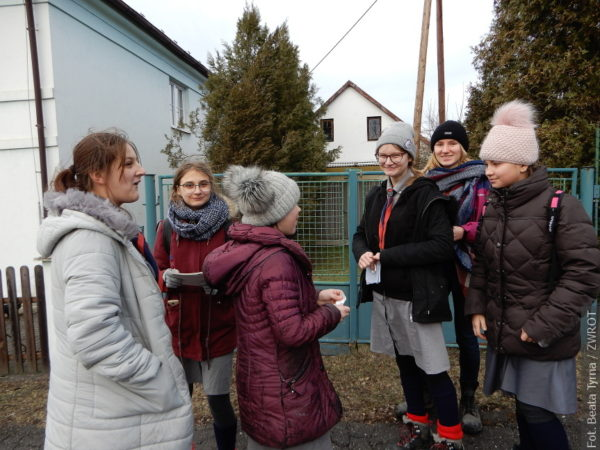 Skauti z Polska strávili prázdniny v Domě PZKO v Hnojníku