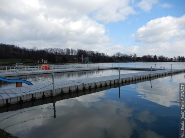 Procházky se Zwrotem: rybník Młyńszczok v Zebrzydowicích