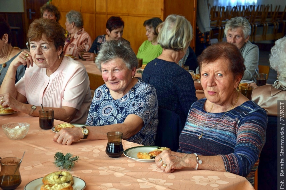 Klub seniorů v Milíkově uspořádal setkání pro dámy
