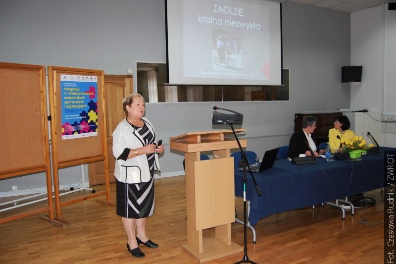 Konference sloužila také objevování Poláků na Zaolší