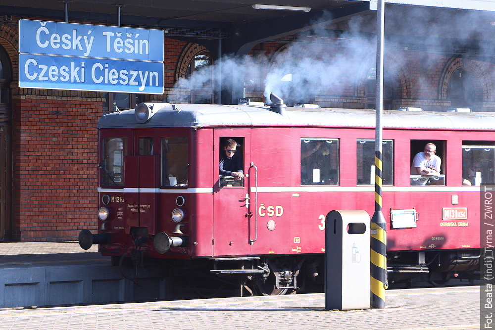 Zveme na cestu vlakem do pivovaru