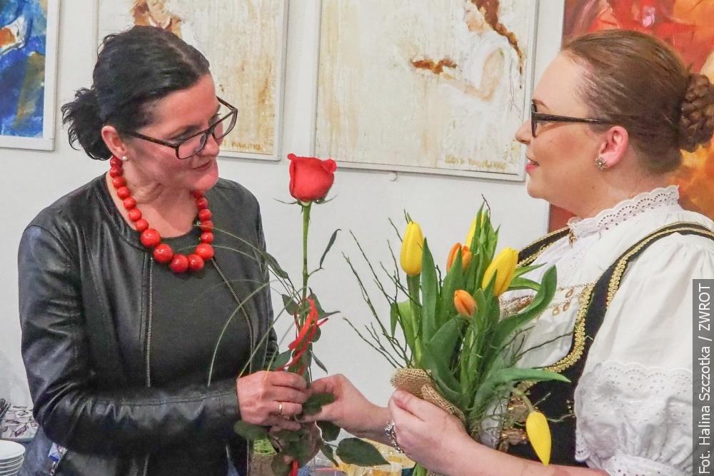 Agnieszka Pawlitko má v Jablunkově výstavu