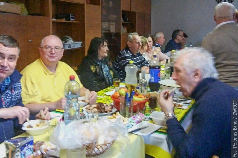 Z redakční pošty: Ostatki slavil Klub Polonus z Brna