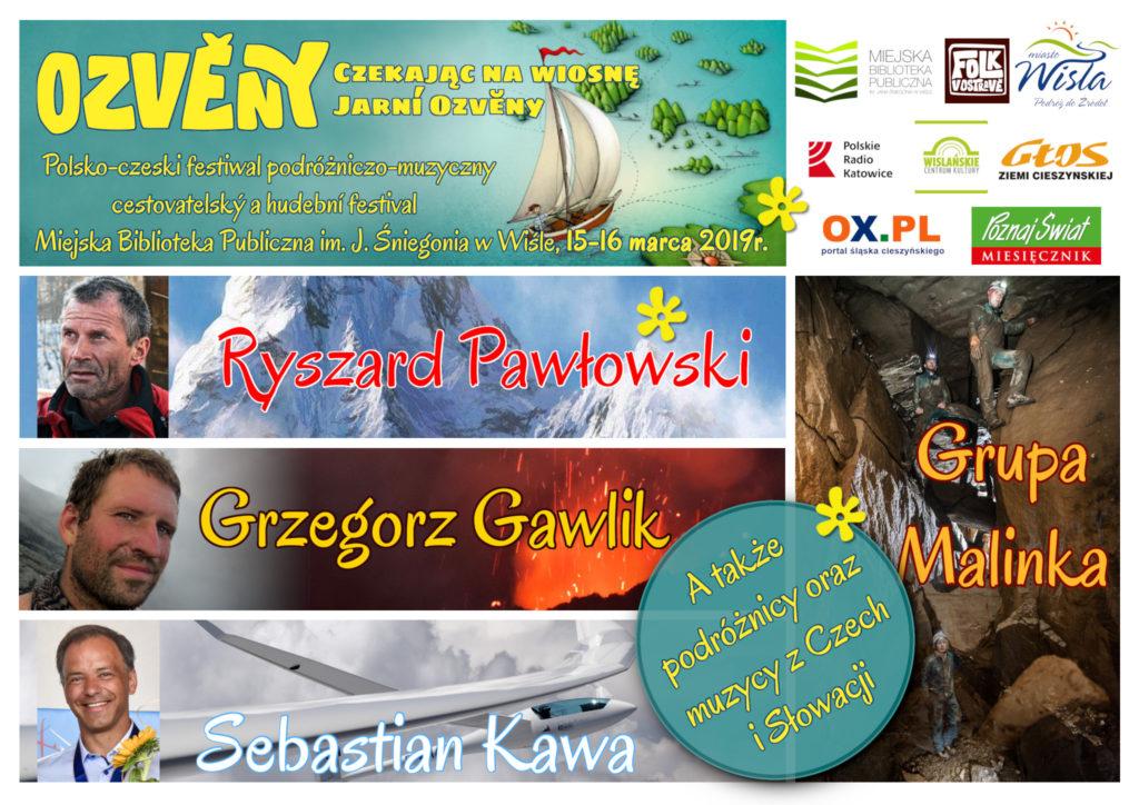 Ve Visle bude cestovně-hudební festival