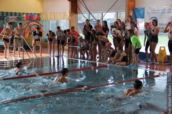 Žáci polských škol plavali pro medaile