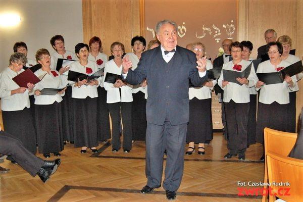 Profesor Alojzy Suchanek slavil životní jubileum