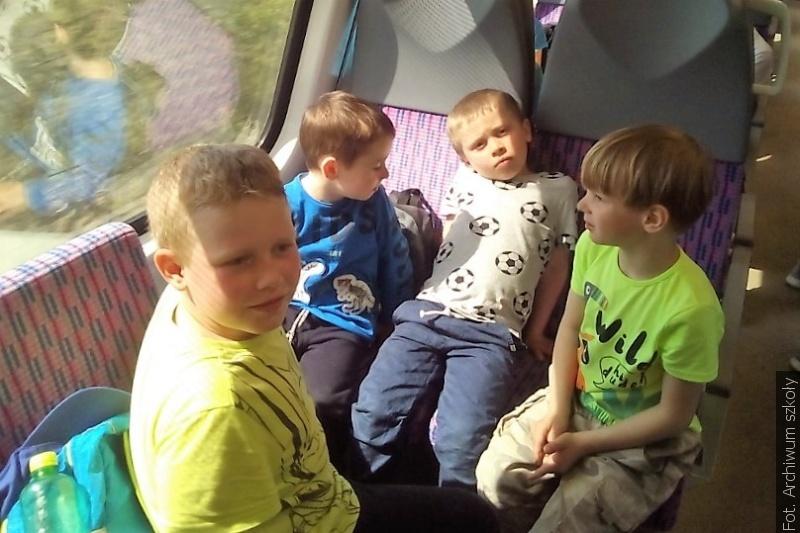 Děti z Dolní Lomné se vydaly na výlet do Karviné