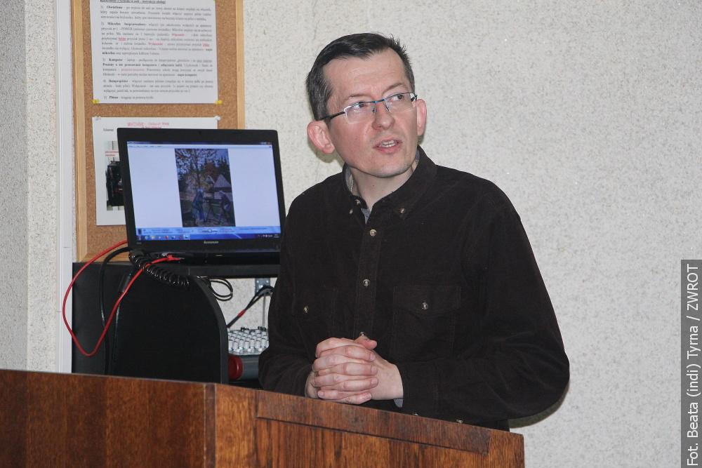 Přednáška MUR byla o tvorbě Jana Wałacha