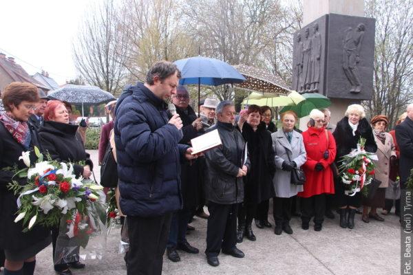 Na Kontešinci si připomněli oběti Katyňského masakru