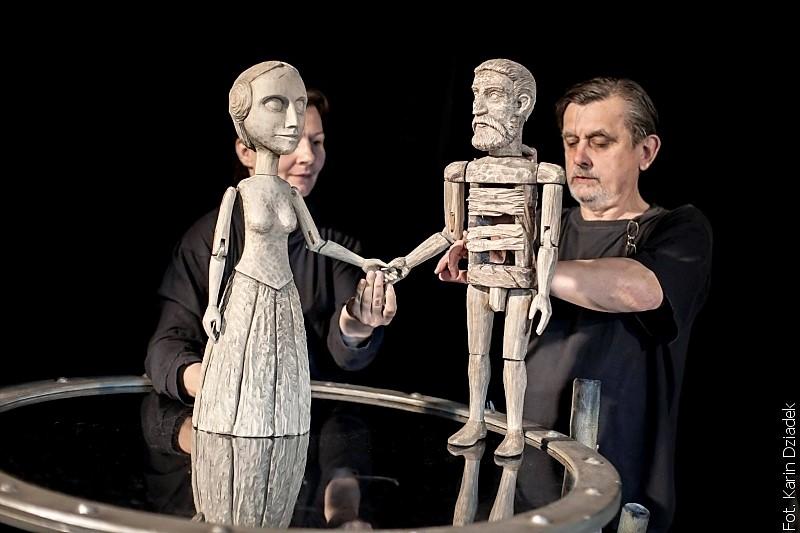 Scéna Bajka vás zve na představení na motivy irských pohádek