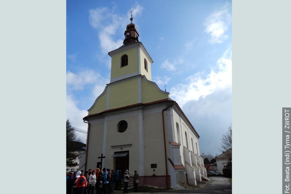 Římskokatolický kostel sv. Martina v Petrovicích u Karviné