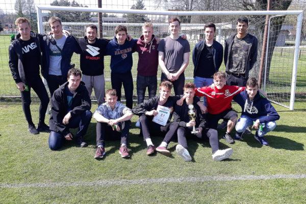 Fotbalisté z polského gymnázia budou hrát v krajském kole