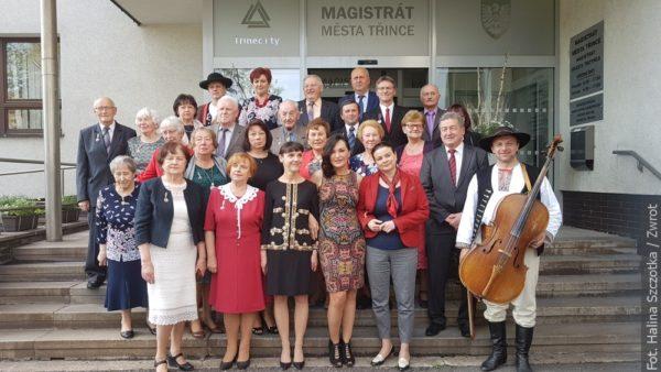 Velvyslankyně a primátorka předaly ocenění polským aktivistům