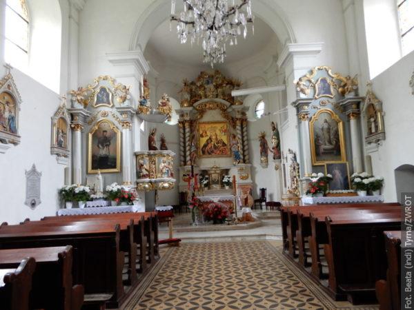 Procházky se Zwrotem: Kostel Narození Nejsvětější Panenky Marie v Malých Kunčicích