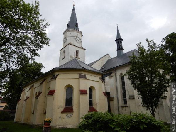 Procházky se Zwrotem: Kostel Narození Panny Marie ve Starém Bohumíně