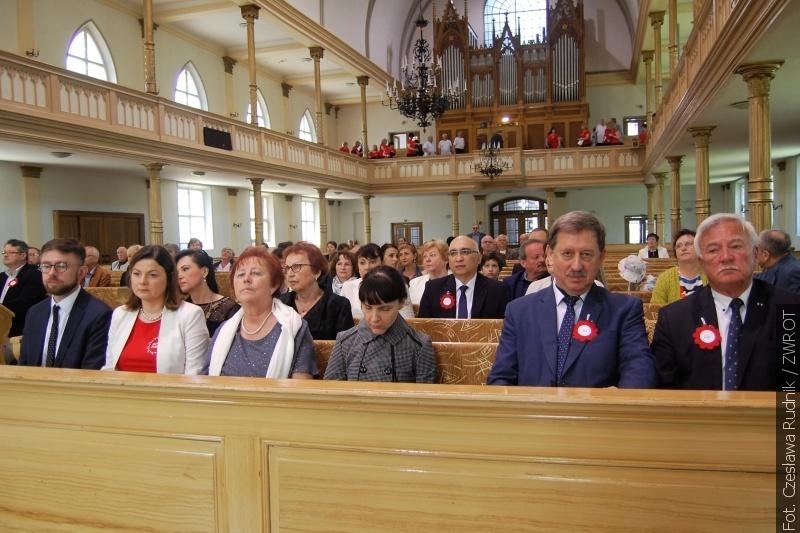 Během bohoslužby před Festivalem PZKO se mluvilo o domově, dobru, kráse a duchovním dědictví