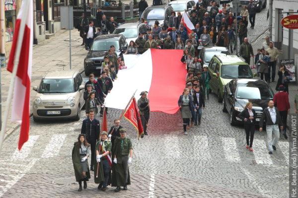 V Cieszyně slavili svátek Ústavy 3. května