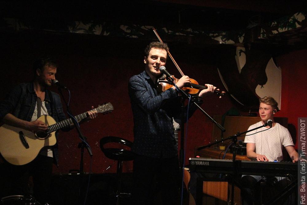 DR.ONG koncertoval v klubu Dziupla