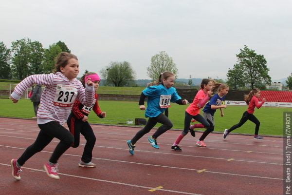 XXXVII Atletické hry základních škol za námi