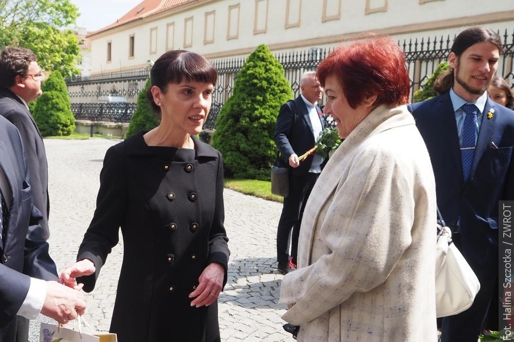 Na polském velvyslanectví se slavil Den ústavy 3. května