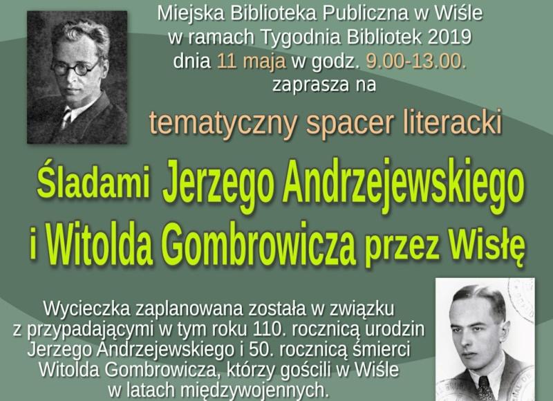 Můžete navštívit Vislu ve stopách významných polských spisovatelů