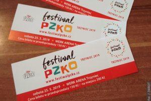 Soutěž: můžete vyhrát vstupenky na Festival PZKO